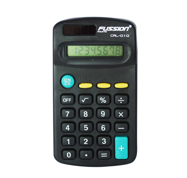 Calculadora Digital De Escritorio 8 Dígitos Escolar