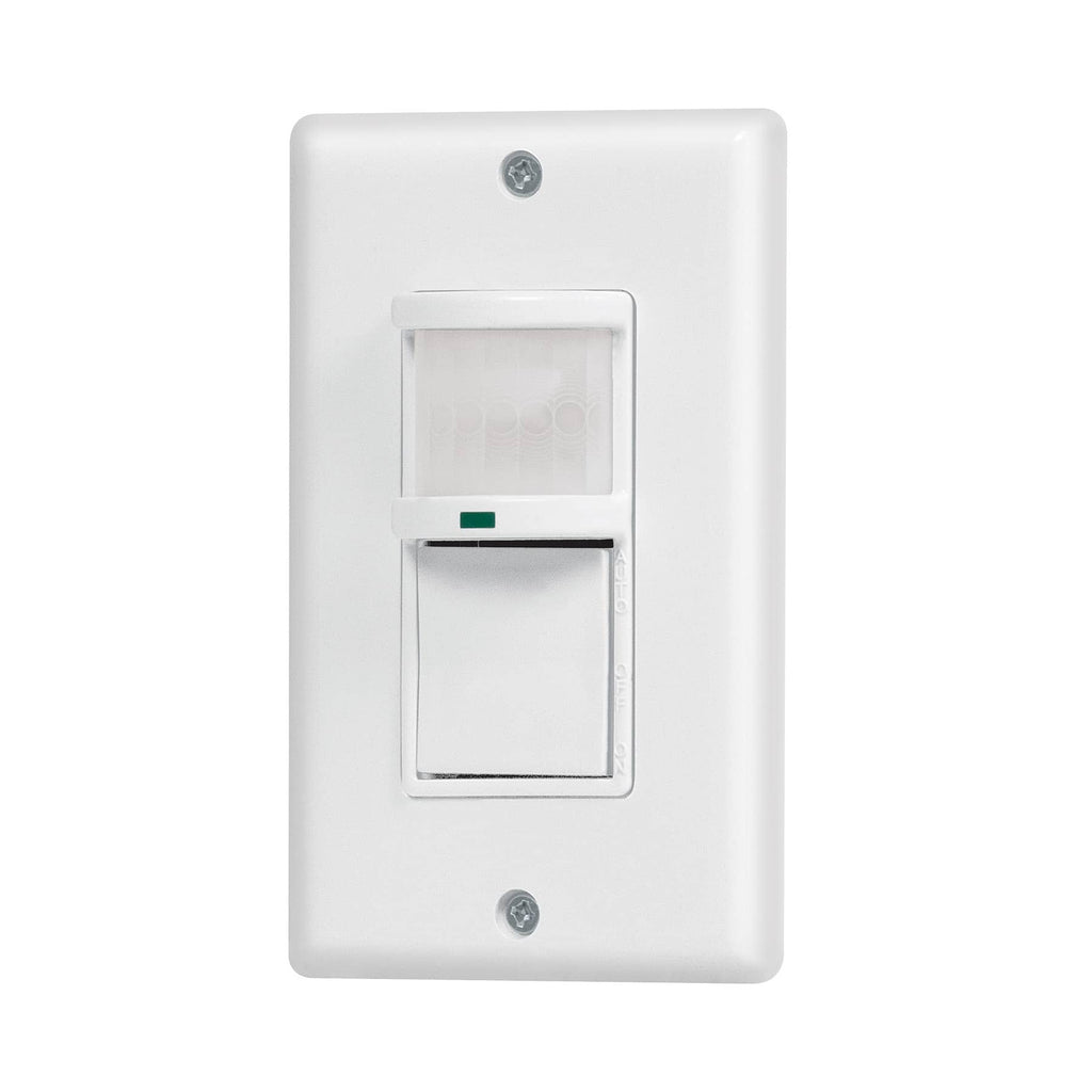 Interruptor De Pared Con Sensor De Movimiento (pir) Y Switch