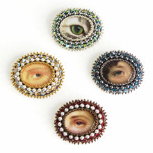 KIT_Lover's Eye Brooch/Pendant Kit