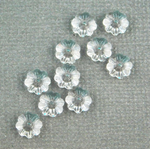 Swarovski #3700_6mm Margaritas_12 Beads