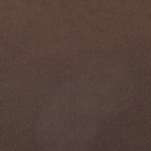 Brownstone Ultrasuede Fabric_Chocolate Brown_Bead Embroidery_8.5x8.5 square_Microsuede Backing_Jewelry Design_Beading Base