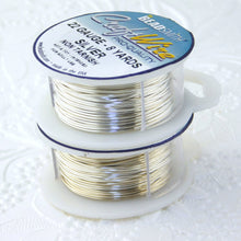22 gauge_Non Tarnish Silver Plated Wire_8 yards