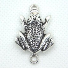 Frog Clasp_Sterling Silverfill_20x30mm