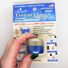 Thread Magic Thread Conditioner_Hypoallergenic_Acid Free_Beadweaving_Sewing_Embroidery