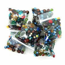 Mystery Grab Bag_Firepolish Bead Mix_A Rainbow of Colors