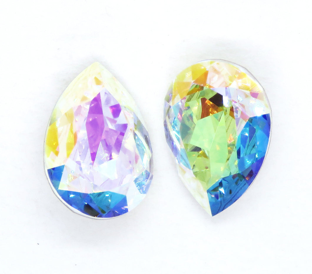 Swarovski 18x13mm Pear Fancy Stone_Crystal Transmission_1 piece