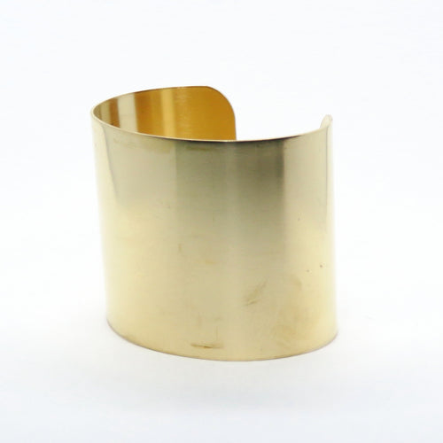 Brass Cuff Bracelet Blank_2 Inches Wide_Brass Blank_Jewelry Design_