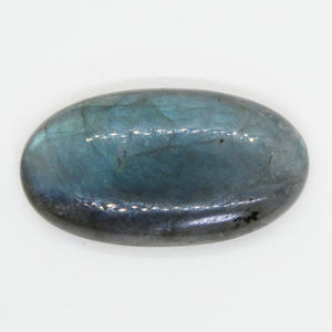 41x23mm Natural Labradorite Cabochon