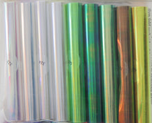 Angelina Fusible Film Big Rainbow Pack_All 18 Colors_3 foot of each color_Kaleidoscope Pack