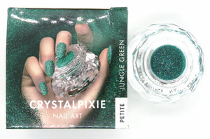 10 grams) Swarovski CrystalPixie Petite Nail Art Supply_Love's Passion