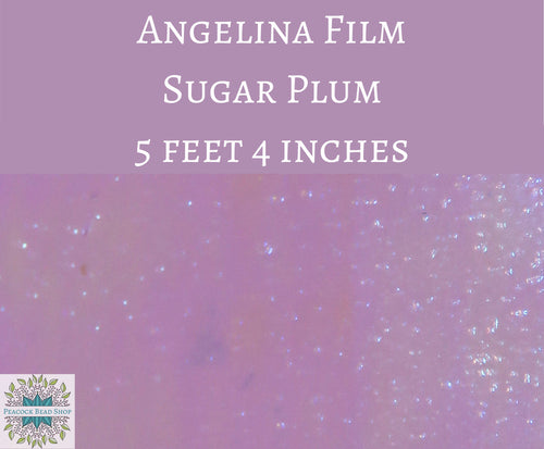 5 feet by 4 inches Sugar Plum Angelina Film