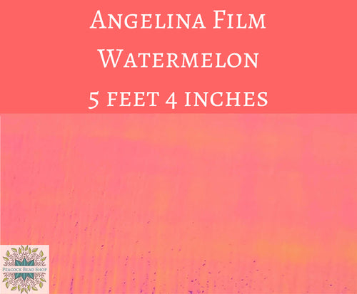 5 feet by 4 inches Watermelon Angelina Film