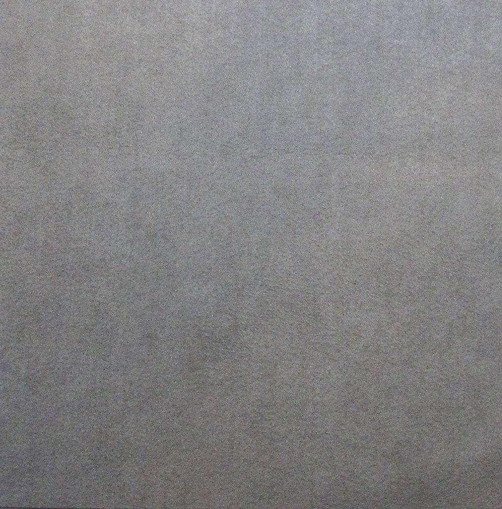 Ultrasuede Fabric_Silver Pearl Gray_8.5x8.5 inches square_Bead Embroidery_Microsuede