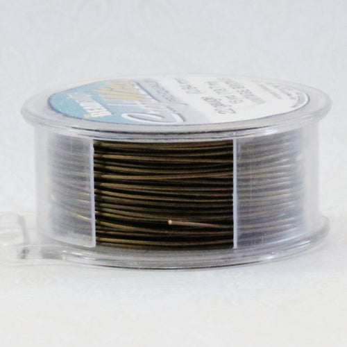 22 gauge  Wire_Vintage Bronze _15 Yard Spool