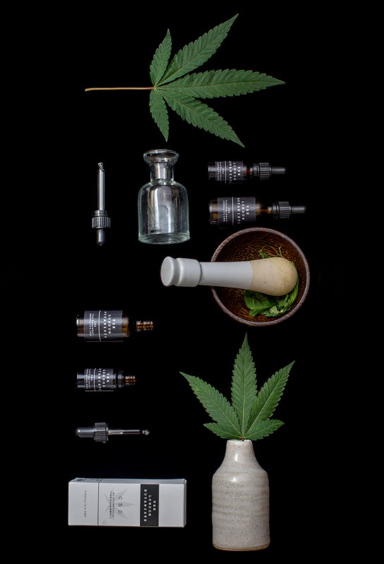 The London Botanists CBD Oils and CBD Products