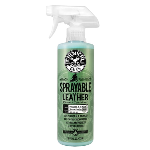 Sprayable Leather Cleaner + Conditioner In One (16 oz.)