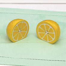 Load image into Gallery viewer, Lemon Salt & Pepper Set