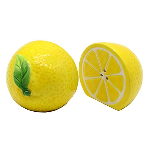 Lemon Salt & Pepper Set