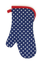 Load image into Gallery viewer, Patriotic American Flag Kitchen Decor-Oven Mitt Towel Dishcloth