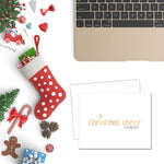 Christmas Cheer | Printable Christmas Card