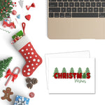 Christmas Wishes | Printable Christmas Card