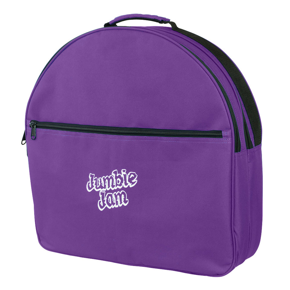 Tom & Will Jumbie Jam gig bag - Deep purple