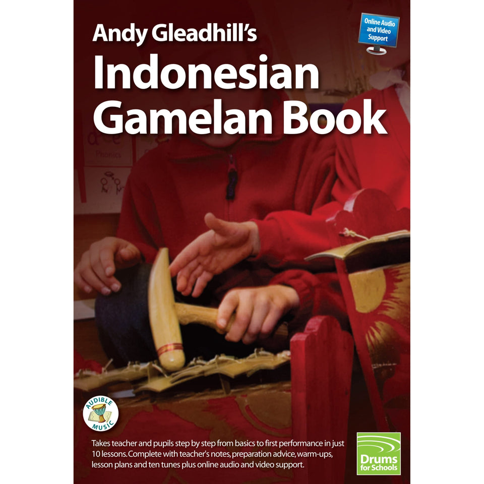 Andy Gleadhills Indonesian gamelan book