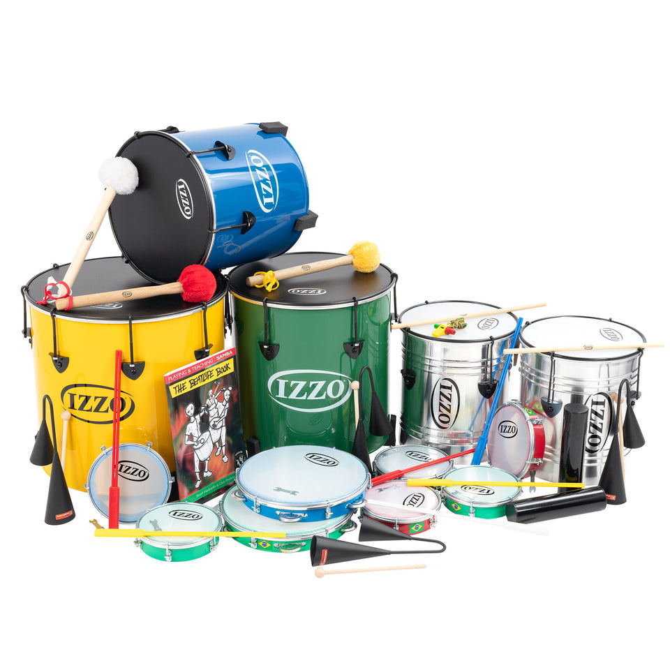 Izzo Castle samba pack for 20 players