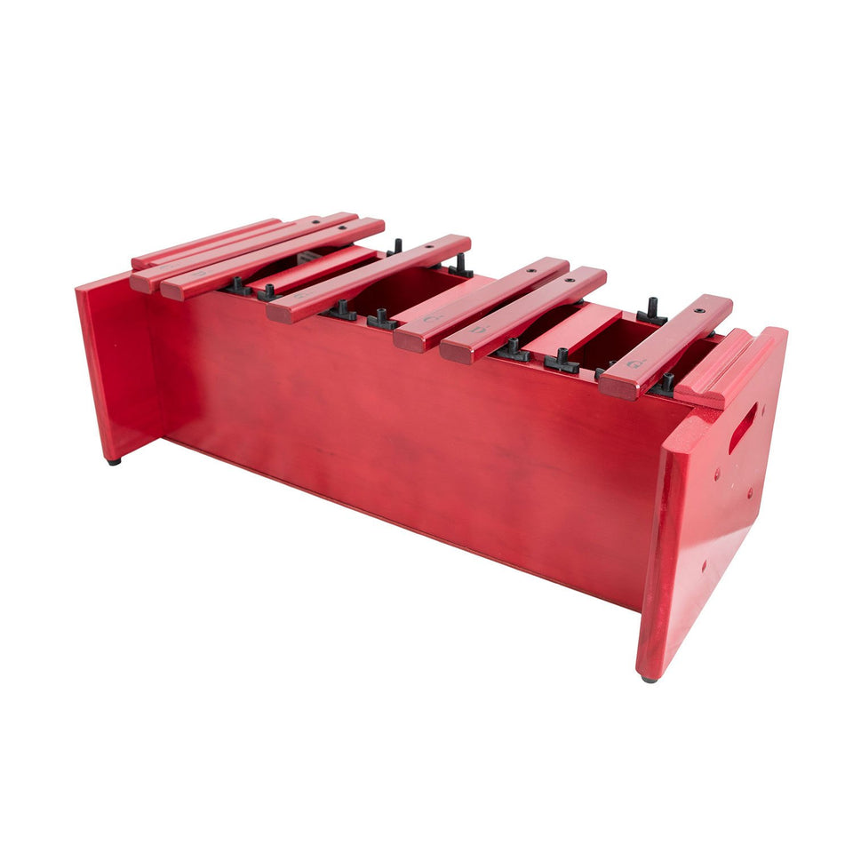 Classic red box alto xylophone chromatic half only