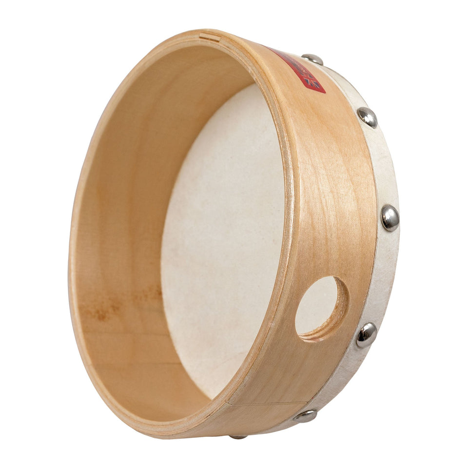 Wood shell tambour - 6