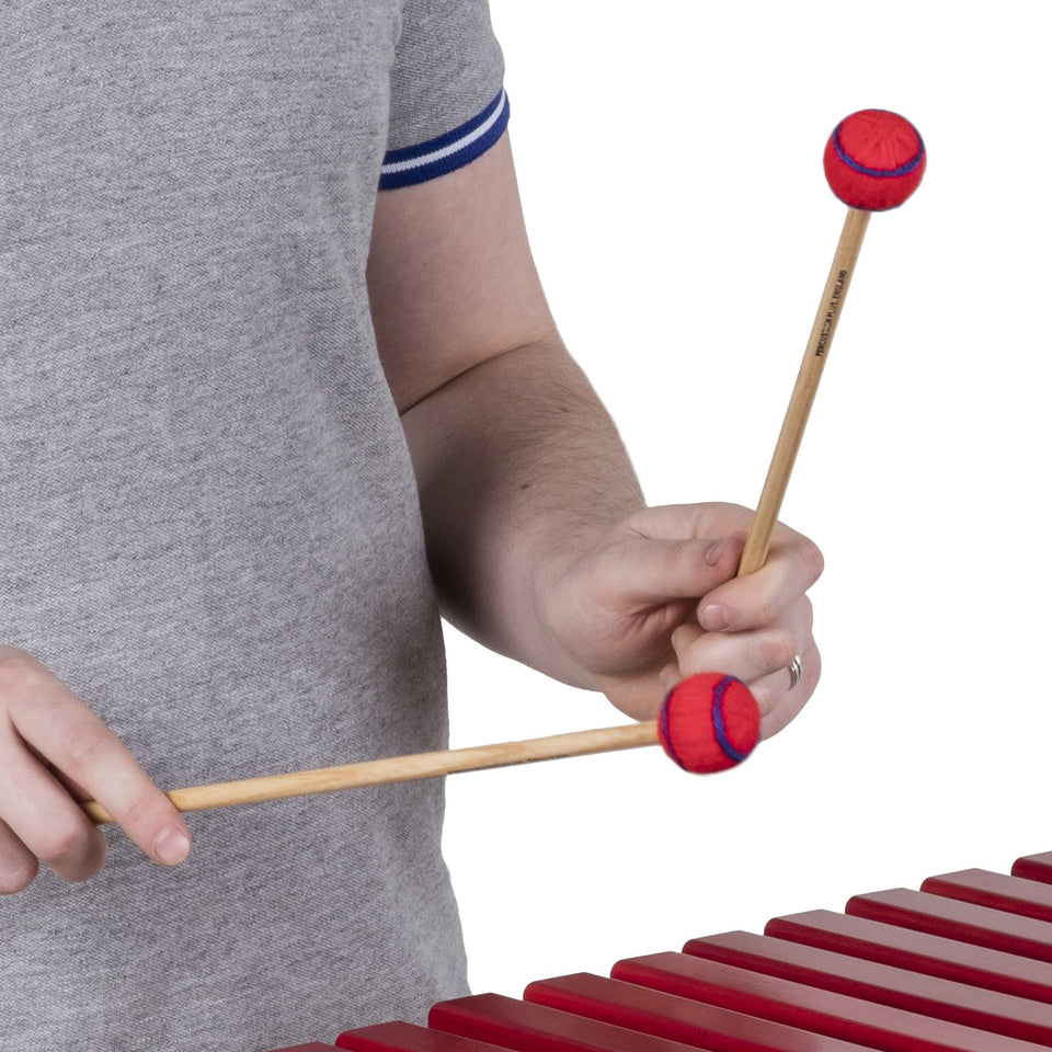 Marimba/vibraphone mallets - medium