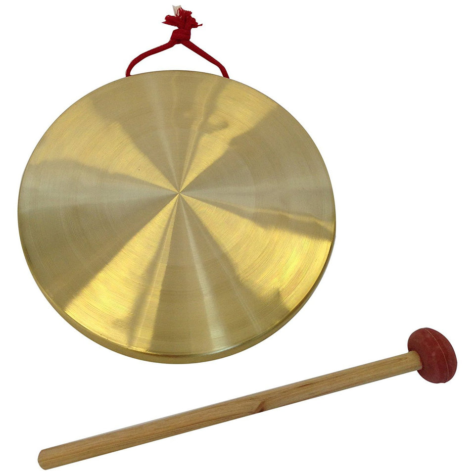 Chinese gong - 8