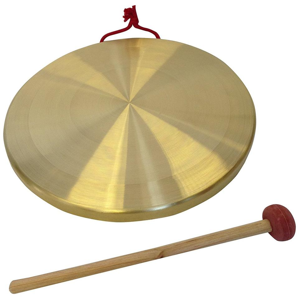 Chinese gong - 12