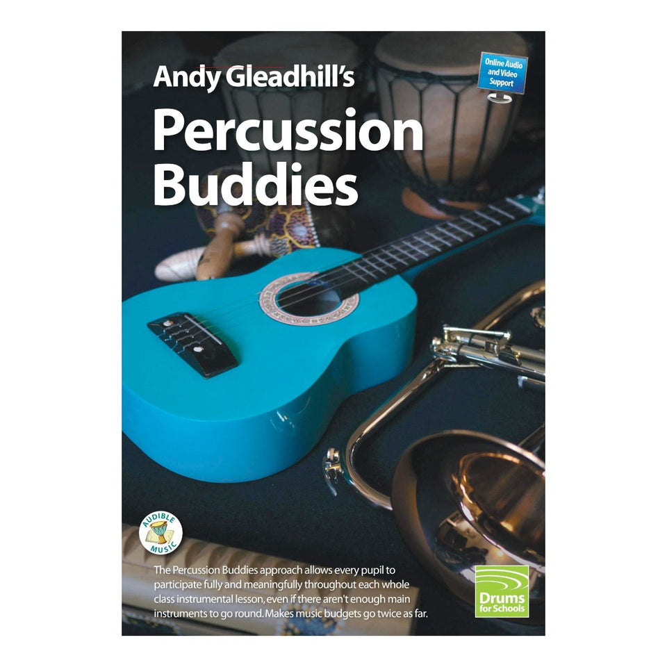 Andy Gleadhills Percussion Buddies Book