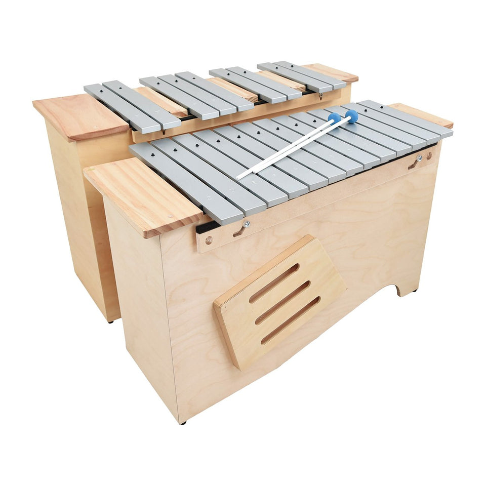 Percussion Plus Harmony bass diatonic metallophone