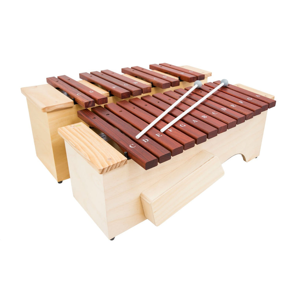 Percussion Plus alto xylophone - chromatic half
