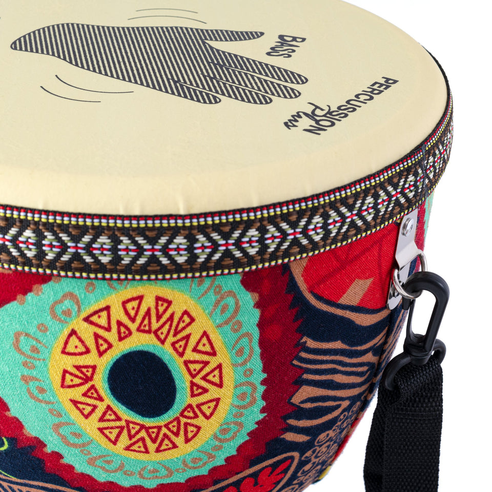 Slap Djembe packs - pretuned - 4 pack