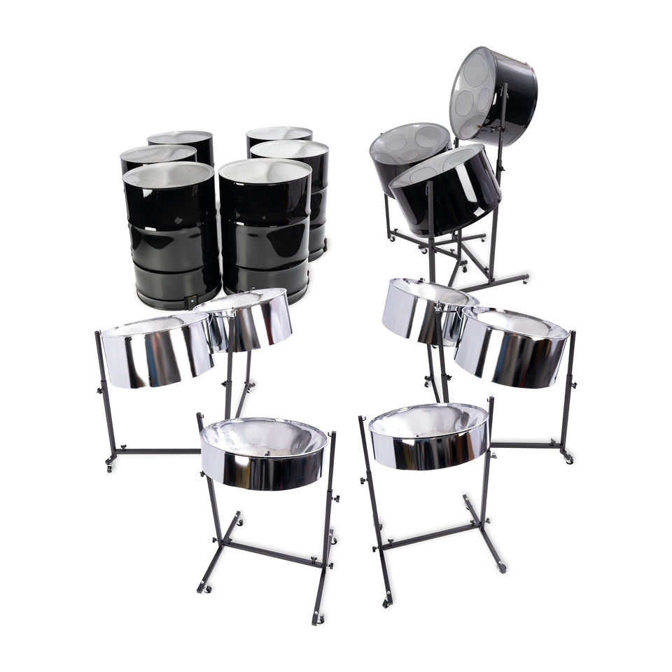 Percussion Plus Import Series steel pan concert band pack