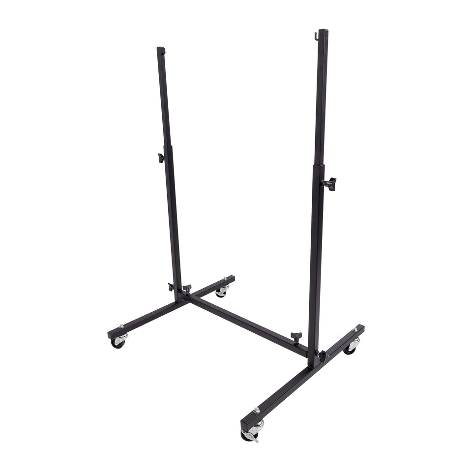 Percussion Plus Import Series lead steel pan stand