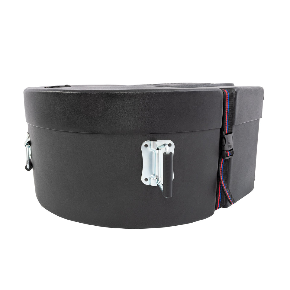 Percussion Plus hard case for Import Series cello steel pans