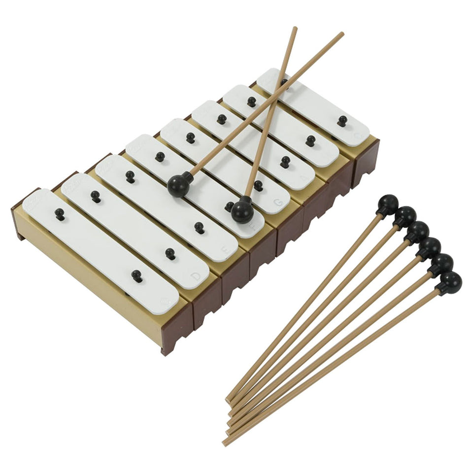 Set of 8 chime bars
