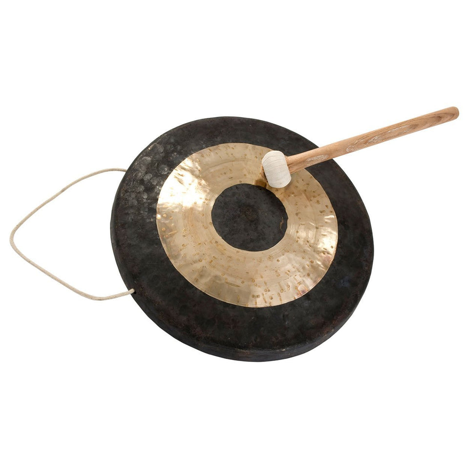 Traditional chinese chau gong - 40cm