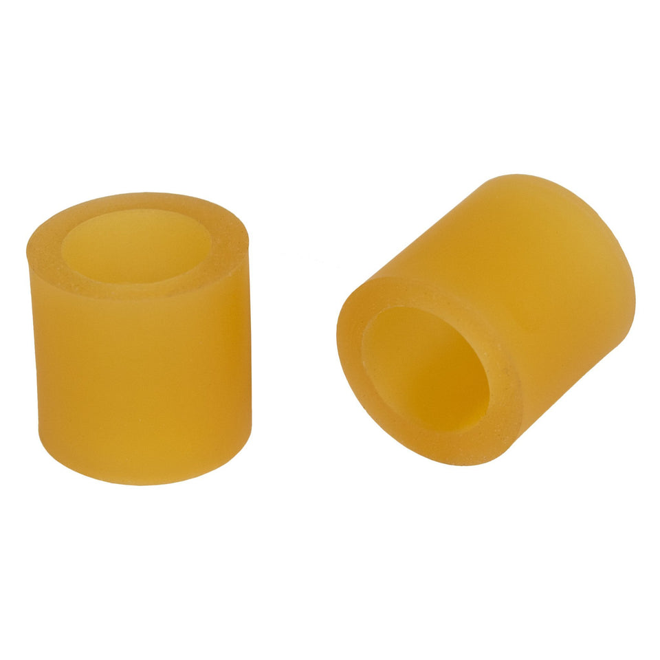 Steel pan mallet tips - pack of 2