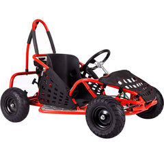 Hot New MotoTec Off Road Go Kart 79cc Red