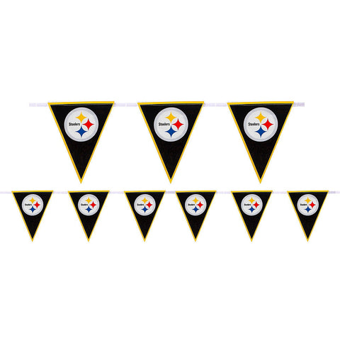 Super Pittsburgh Steelers Deluxe Birthday pack for 18 Guests
