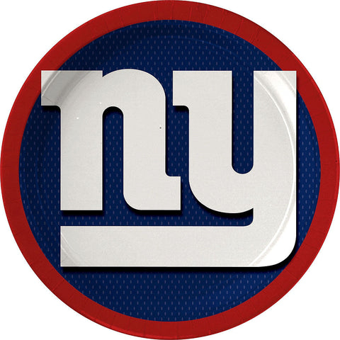 New York Giants Deluxe Birthday pack for18 Guests