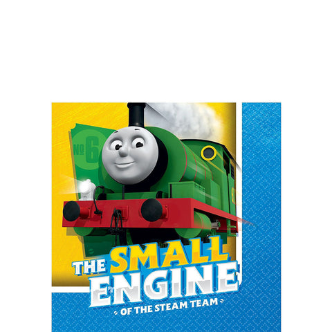 Thomas The Tank Engine Deluxe Birthday pack for 16 Guests