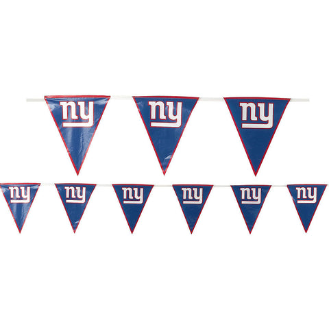 Super New York Giants Deluxe Birthday pack for 18 Guests