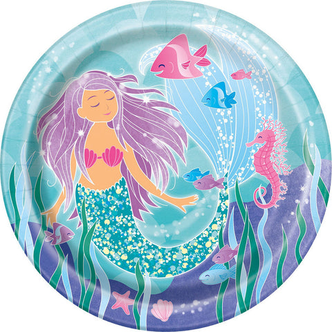 Mermaid Deluxe Birthday Pack for  16 Guests