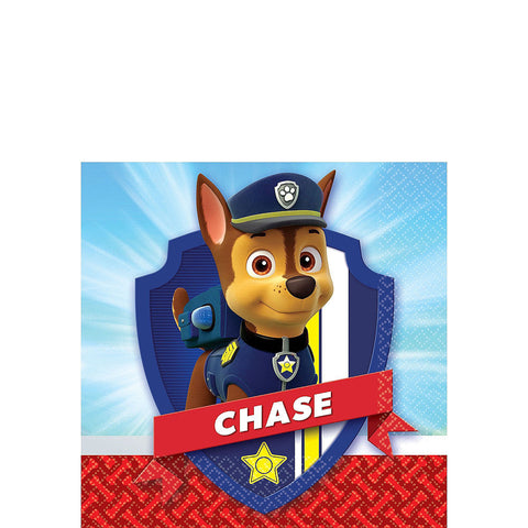 Paw Patrol Deluxe Birthday pack for 16 Guests